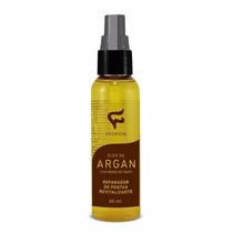 Óleo De Argan Fashion Cosmeticos 12 Unidades + Brinde