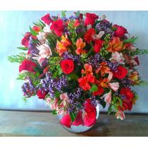 36 Rosas Maxima Calidad En Arreglo