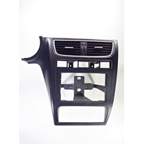 Moldura Central D Radio Painel P Vw Fox Cross Space 09 013