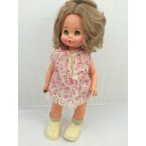 Boneca Lalá E Lulu - Anos 70