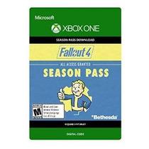 Fallout 4 - Season Pass - Xbox One [descargar Código]