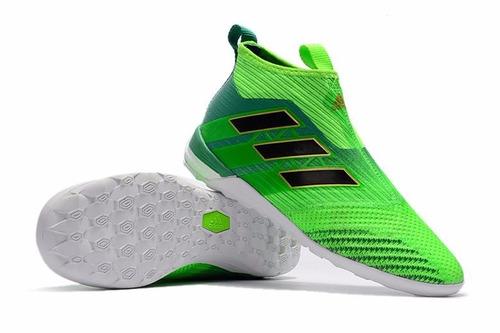 e7f7eb01a1a8d Chuteira Futsal adidas Ace Tango 17+ Purecontrol Infantil