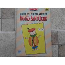Livro Irmão Sanduíche