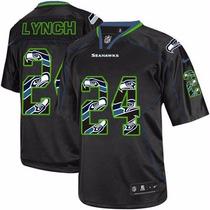 Jersey Seattle Seahawks M Lynch Nike Elite Ed Especial Wow !