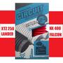 Fuelles Circuit Set 24 Dientes Xtz 250 Lander Nx400 Rojo Ryd