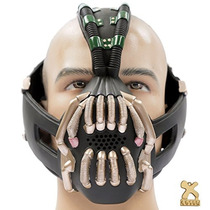Máscara Xcoser Batman Bane Bronce