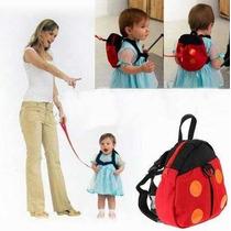Mochila Coleira De Segurança Infantil (harness Buddy)