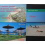 Mini Lote 3 Inteiros Postais Temas Praia - Litoral - Turismo