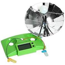 Reloj Ph Y Calor Solar Kit Experimento Dish