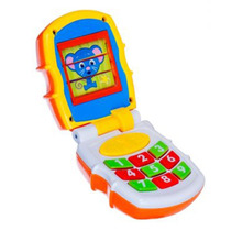 Juguete Teléfono Celular Bebé + 6 Meses Infantoys