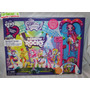 My Little Pony Equestria Girls - Escenario Del Acto Central