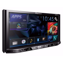 Stereo Pioneer Avh-x5750 Lcd 7 Touch Usb Bt Mirror Dvd Cam