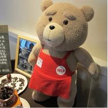 Pelúcia Urso Ted 2 O Filme Teddy Bear 45cm Frete Grátis
