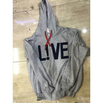 Blusa Moleton Masculino Casaco Frio Lacoste Live Ziper +f