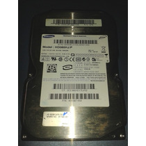Disco Duro Hdd 80 Gb Sata Hdd Computadora Pc Samsung