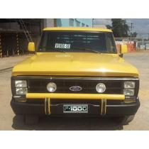 Ford F 1000 Motor Mwm 229 Turbo
