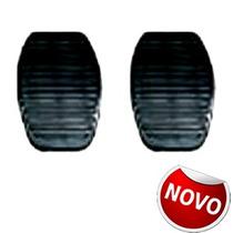 Capa Pedal Embreagem E Freio Serve Para Fiat Uno O Kit