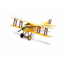 Miniatura Avião Spad S Vii Kit De Montar New Ray
