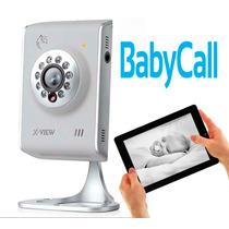 Camara Inalambrica Ip Baby Call Monitor Wifi Visión Nocturna