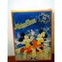 Rompecabezas De Mickey Y Minnie. 50 Pzas- Juguetes Devoto