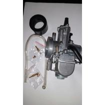 Carburador Koso Competição 28mm E 30mm Com Power Jet 2t 4t