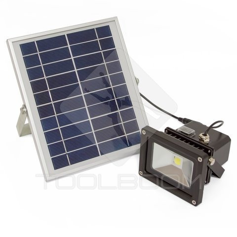 Reflectores Led Solares De 50w Programables Control Remoto S 390 00 En Mercado Libre
