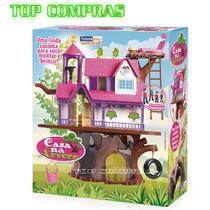 Casa Na Árvore Homeplay 3901 Com Família