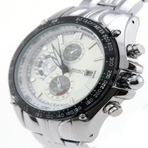 Relógio Esportivo Fino(exemplo Da Foto Em Prata) (prata)