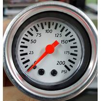 Manometro(relógio) 52mm Suspensão A Ar
