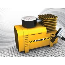 Mini Compressor De Ar Portatil 12v 300 Psi Chimpa