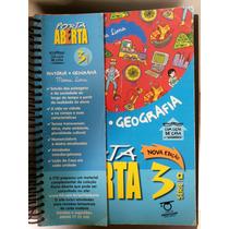 Livro: Geografia 3°ano - Porta Aberta Nova Edição.