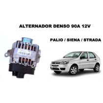 Alternador Denso 12v 90a Palio Siena Strada Mt Fire C/ Ar