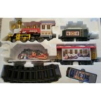 Tren Electrico De Navidad Holiday Express