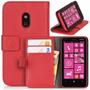 Kit 30 Capas Carteira Celular Nokia Lumia 620 Envio Imediato
