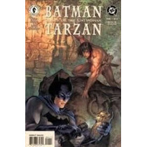 Batman Tarzan Claws Of The Cat-woman 4 Volumes Completa