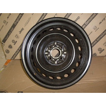 Roda Fiat Palio 1.8 R Aro 14 Diamantada 1 Pç Original Fiat