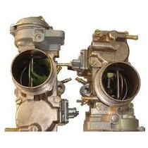 Carburador Kombi/fusca 1.6 89/.alcool Original Solex/brosol