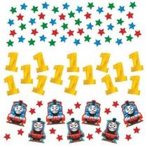 Confetti Importado Thomas El Tren X3