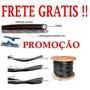 Frete Gratis !!.promoção..fio Cabo Duplex 16mm ..100 Metros