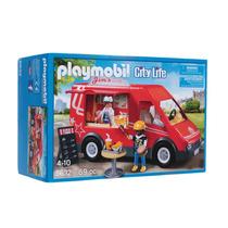Playmobil Set 5632 Camion De Comida Exclusivo U.s.a Nuevo