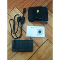 Camara Fujifilm Finepix J10 8.2mp + Estuche + Memoria 4gb