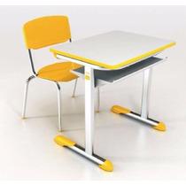 Carteira Escolar Cja - 03 Modelo Fnde Somente Mesa