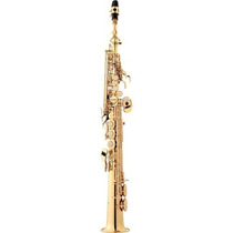 Ritmus : Eagle Sp502 : Saxofone Soprano Em Sib Laqueado