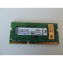 M4 - Memoria 4gb Ddr3 Notebook Semp Toshiba Sti Aurex Is1443