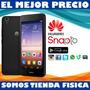Teléfono Huawei G620 Snapto 5.0 Lte 4g Android 5 Mp 8 Gb