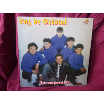 Vinilo Luz De Cristal Incomparable