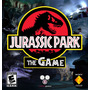 Jurassic Park The Game Ps3 Psn Store + Español + Online