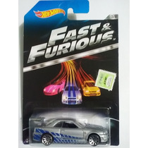 Hot Wheels 2014 Nissan Skyline Rapido Y Furioso - Gianmm