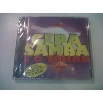 É O Tchan, Gero Samba - Cd 1995 Nuevo Cerrado Nacional