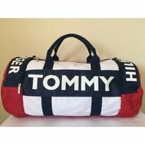 Bolsa Tommy Hilfiger Grande Viagem Academia (produto Novo)